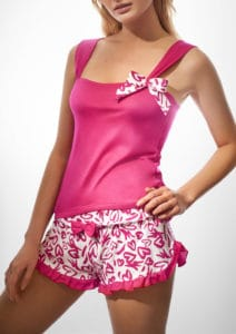 damskie piżamy