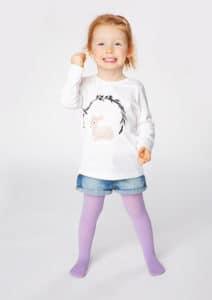 Kryjące rajstopy dziecięce pipi 40 3d IRYS Marilyn